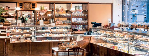 Ekberg Cafe vaalii vanhaa kahvilakulttuuria
